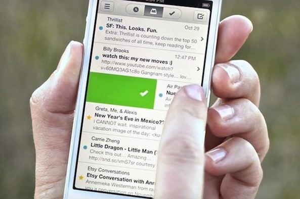 Dropbox купил приложение для iPhone