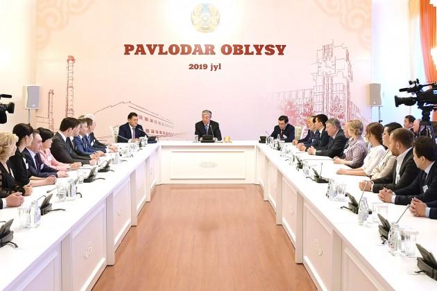 В Павлодарской области нужно решать вопросы водоснабжения