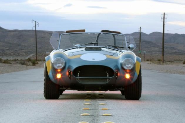 Shelby выпустила спецверсию 289 FIA Cobra
