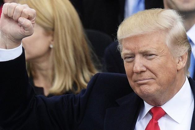 Дональд Трамп отчитался о доходах за 2018 год