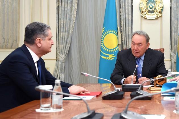 Нурсултан Назарбаев: Мынаблюдаем большой интерес кЕАЭС