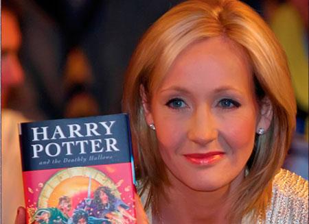 Первый экземпляр «Гарри Поттера» продали за $227 тыс.