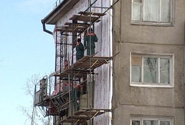 На юге РК отремонтированы 34 многоэтажных дома