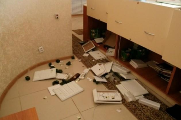 Ограбление салона «Казахювелир» раскрыто