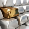 Сколько золота купили казахстанцы?