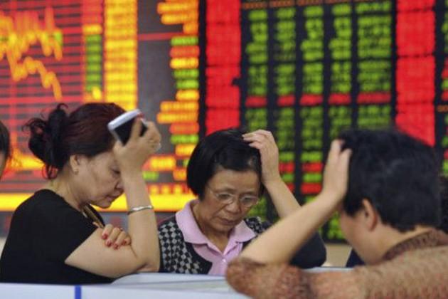 В обвале фондового рынка Китая заподозрили робота