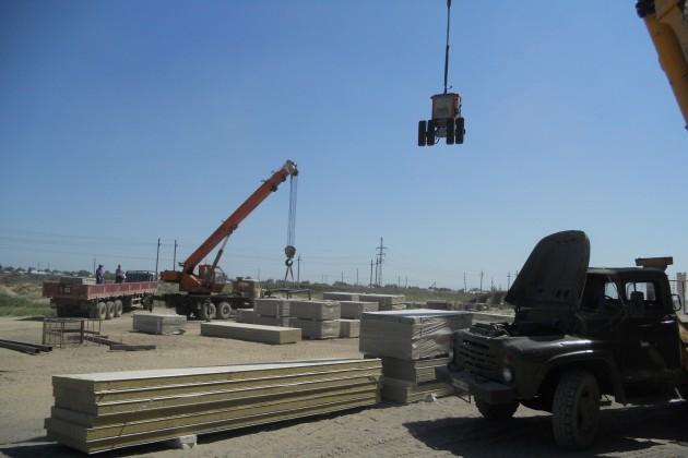 В Кызылорде появится домостроительный комбинат
