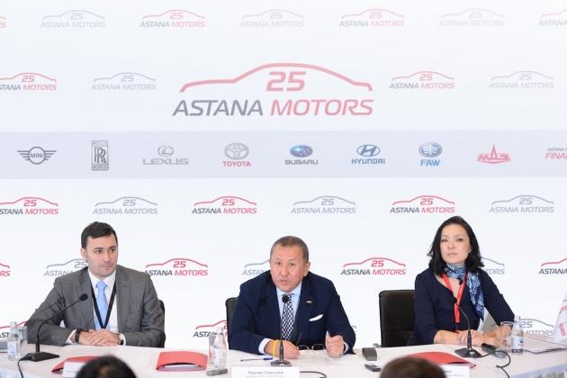 «Астана Моторс» намерена увеличить свою долю нарынке до19%