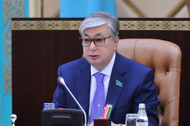 Президент прибыл в Павлодарскую область