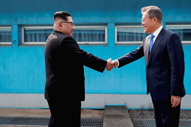 Южная иСеверная Кореи могут создать экономическую зону