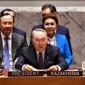Казахстан завершил работу вкачестве Председателя Совбеза ООН