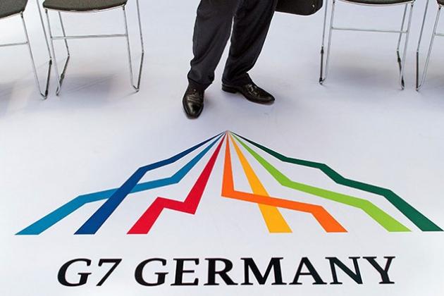 РФ ответит на усиление санкций, если такое решение примут в G7