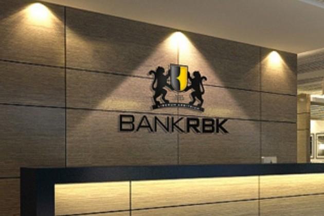 Bank RBK обсуждает меры поукреплению финансового положения