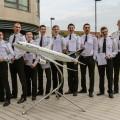 Группа кадетов Эйр Астаны прошла обучение в летной школе AFTA