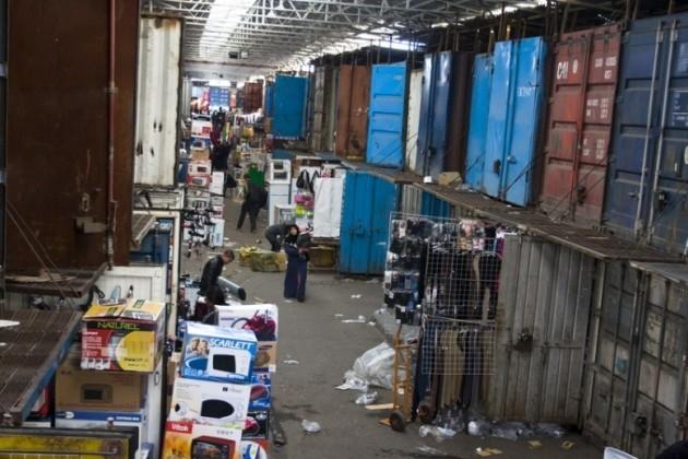 Оборот барахолки в Алматы превышает $1,5 млрд.