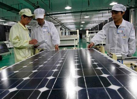 ЕС поднял тарифы на солнечные батареи из Китая