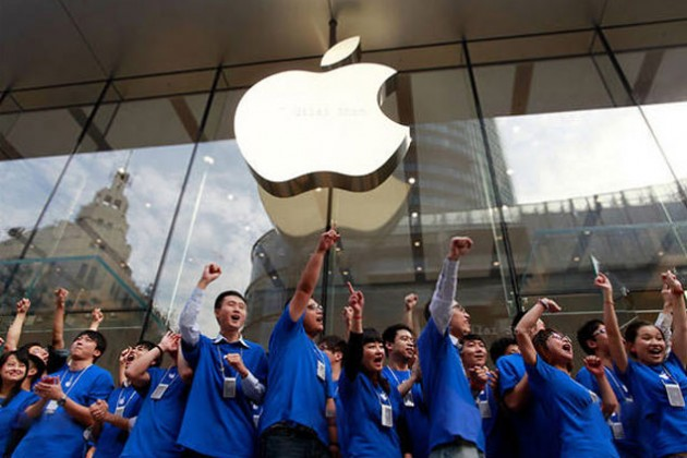 Apple захватила 93% прибыли рынка смартфонов