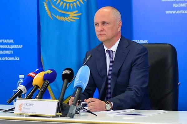 Прекращены полномочия депутата мажилиса Романа Скляра