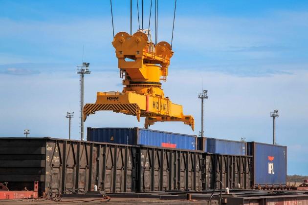 В4раза возрастет обработка грузов вСЭЗ «Хоргос» в2017году
