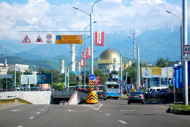 В Алматы могут изменить правила застройки в районе Аль-Фараби