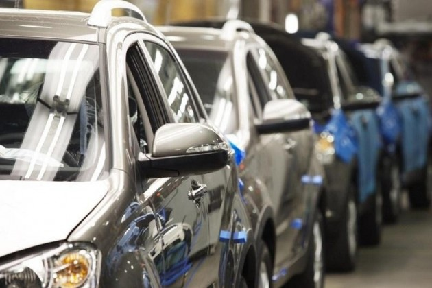 За пять месяцев казахстанцы приобрели 24,7 тысяч новых автомобилей