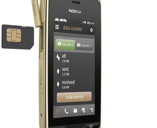 Nokia представляет новые модели линейки Asha Touch