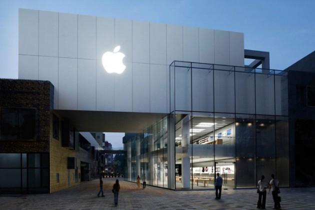Акции Apple упали после презентации новых iPhone