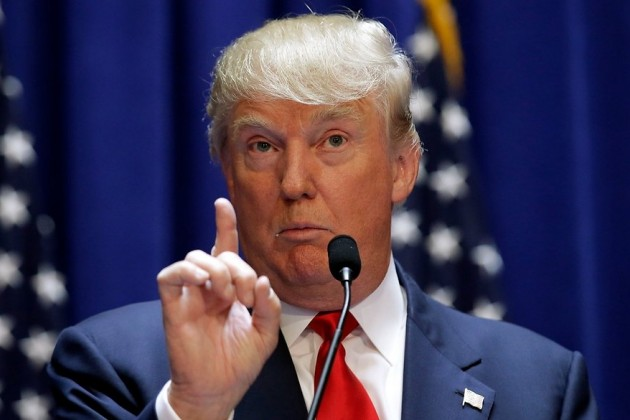 Дональд Трамп снова уронил доллар