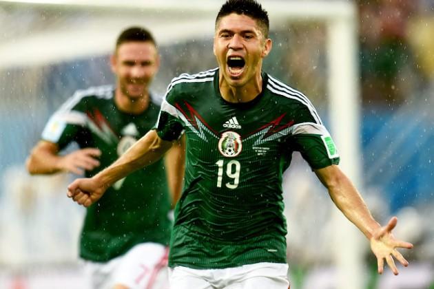 Сборная Мексики минимально одолела команду Камеруна