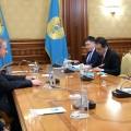 Президент принял главу компании Borealis