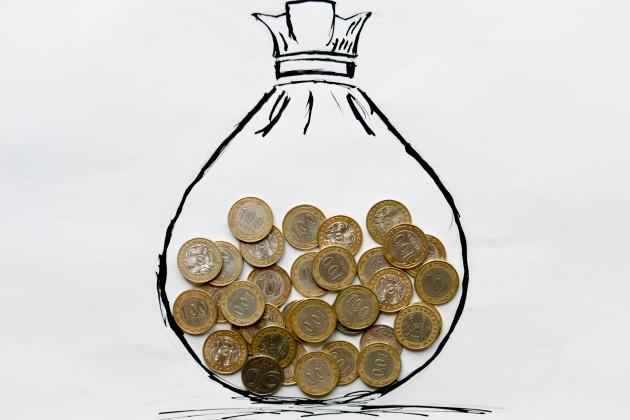 Консолидированный бюджет сложился с дефицитом в 187 млрд тенге