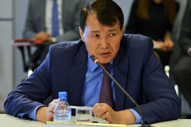 Алик Шпекбаев произвел кадровые перестановки
