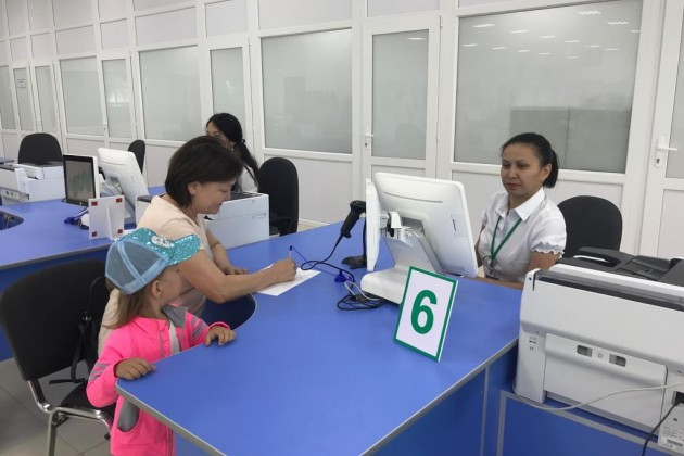 В Павлодаре открыли Центр миграционных услуг