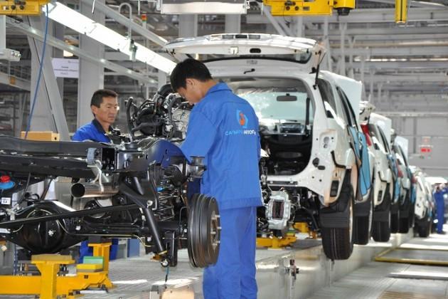 Количество рабочих мест на автозаводах в РК удвоится