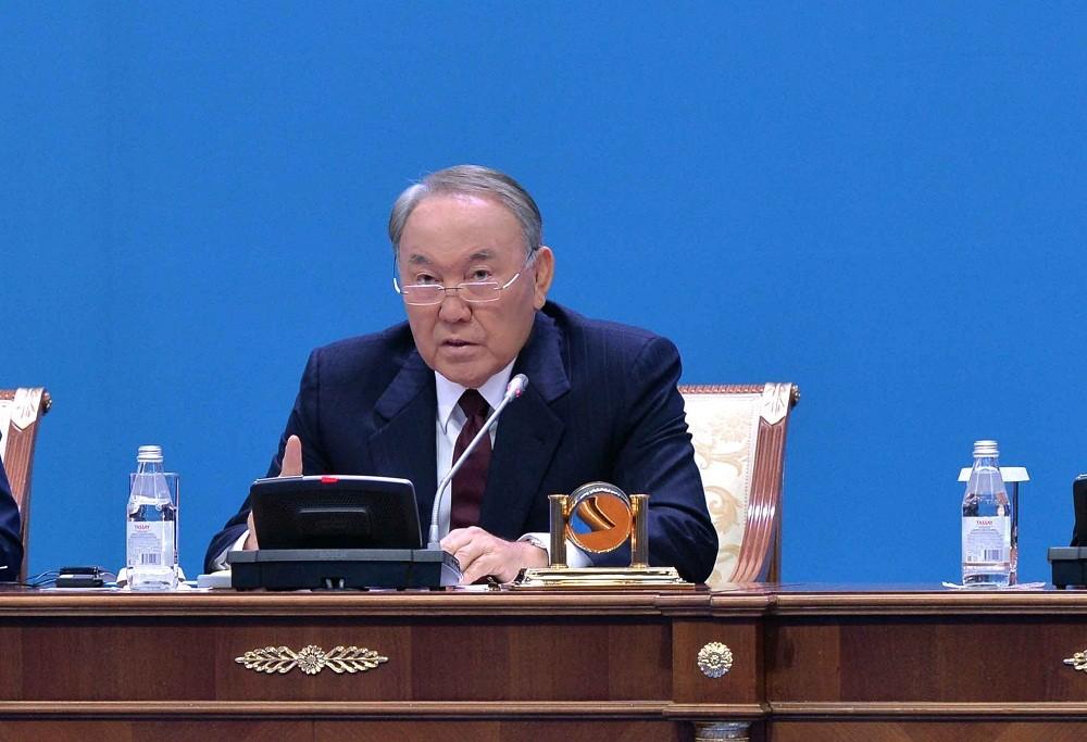 Назарбаев: «ВКазахстане перед законом все равны»