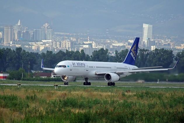 Регистрация самолетов за пределами РК не влияет на налоги