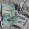 Дневные торги: 377,9 тенге за доллар
