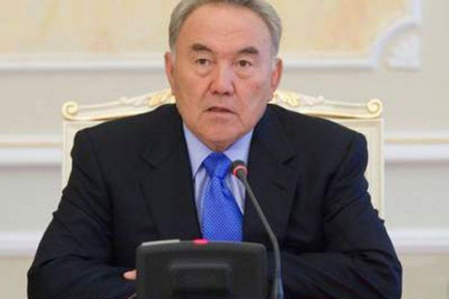 Назарбаев откроет завод в Атырауской области