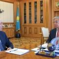 Кайрат Келимбетов отчитался о работе МФЦА