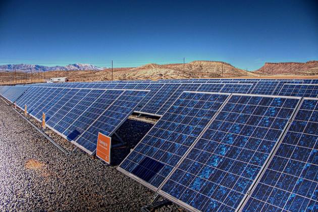 В Капчагае построят солнечную электростанцию