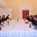 Вопросы сотрудничества обсудили представители ВС Казахстана и Кореи
