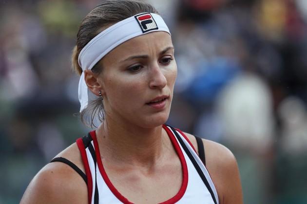 Ярослава Шведова выбыла из турнира в Брисбене с призовым фондом в $1 млн