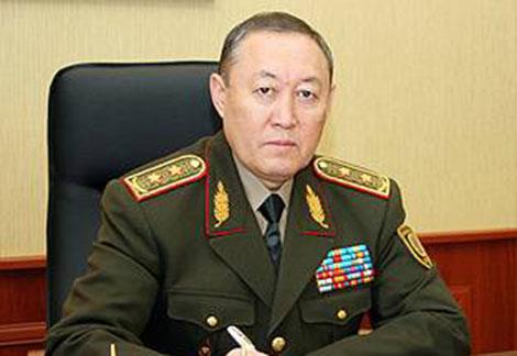 Бексултан Сарсеков освобожден от должности