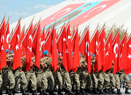 Турция увеличит инвестиции на оборону в 10 раз