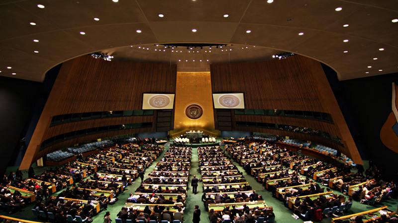 ВНью-Йорке открывается 71-я сессия Генеральной Ассамблеи ООН