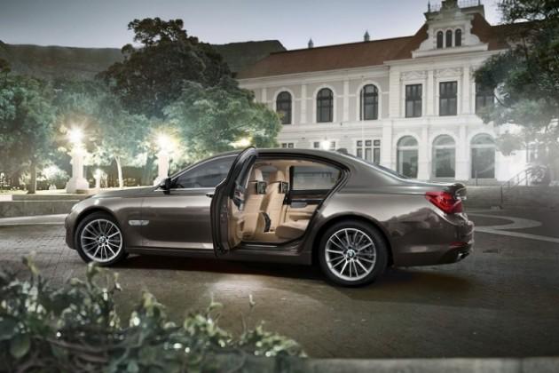BMW представит 7-Series размера XXL
