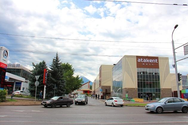 10млрд тенге вложено вреконструкцию «Atakent Mall»