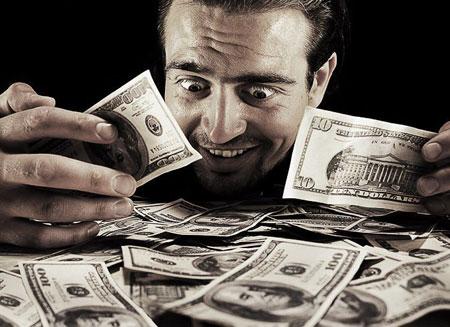 Больше всего миллионеров проживает в Северной Америке