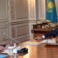 Президент провел встречу с акимом Алматинской области