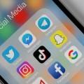 Сервис TikTok обогнал в России Facebook и Viber